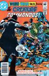 Cover Thumbnail for Weird War Tales (1971 series) #110 [Newsstand]