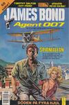 Cover for James Bond (Semic, 1965 series) #2/1987