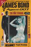 Cover for James Bond (Semic, 1965 series) #5/1987