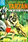 Cover for Tarzan (Editrice Cenisio, 1968 series) #20