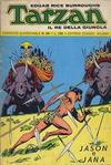 Cover for Tarzan (Editrice Cenisio, 1968 series) #58
