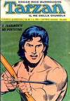 Cover for Tarzan (Editrice Cenisio, 1968 series) #62