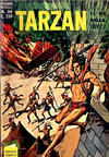 Cover for Tarzan (Editrice Cenisio, 1968 series) #30