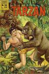 Cover for Tarzan (Editrice Cenisio, 1968 series) #16