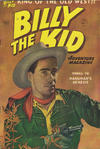 Cover for Billy the Kid (Superior Publishers Limited, 1950 series) #7