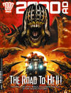 Cover for 2000 AD (Rebellion, 2001 series) #2025