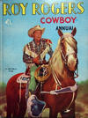 Cover for Roy Rogers Cowboy Annual (World Distributors, 1951 series) #4