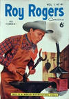 Cover for Roy Rogers Comics (World Distributors, 1951 series) #41
