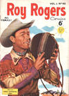 Cover for Roy Rogers Comics (World Distributors, 1951 series) #40