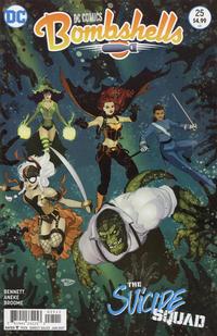Cover Thumbnail for DC Comics: Bombshells (DC, 2015 series) #25