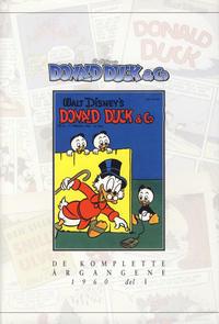 Cover Thumbnail for Donald Duck & Co De komplette årgangene (Hjemmet / Egmont, 1998 series) #[36] - 1960 del I