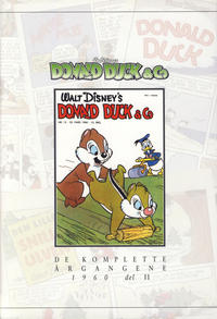 Cover Thumbnail for Donald Duck & Co De komplette årgangene (Hjemmet / Egmont, 1998 series) #[37] - 1960 del 2