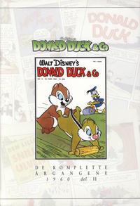 Cover Thumbnail for Donald Duck & Co De komplette årgangene (Hjemmet / Egmont, 1998 series) #[37] - 1960 del 2