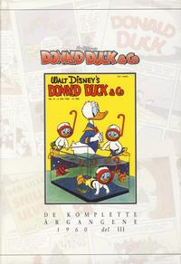 Cover Thumbnail for Donald Duck & Co De komplette årgangene (Hjemmet / Egmont, 1998 series) #[38] - 1960 del 3