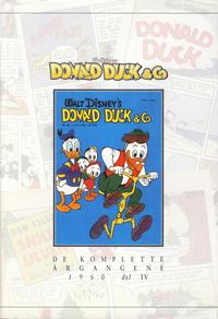 Cover Thumbnail for Donald Duck & Co De komplette årgangene (Hjemmet / Egmont, 1998 series) #[39] - 1960 del 4