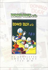 Cover Thumbnail for Donald Duck & Co De komplette årgangene (Hjemmet / Egmont, 1998 series) #[41] - 1960 del 6