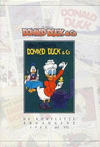 Cover Thumbnail for Donald Duck & Co De komplette årgangene (Hjemmet / Egmont, 1998 series) #[42] - 1960 del 7