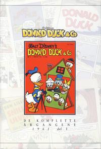 Cover Thumbnail for Donald Duck & Co De komplette årgangene (Hjemmet / Egmont, 1998 series) #[43] - 1961 del 1