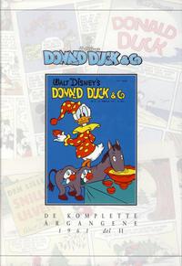 Cover Thumbnail for Donald Duck & Co De komplette årgangene (Hjemmet / Egmont, 1998 series) #[44] - 1961 del 2