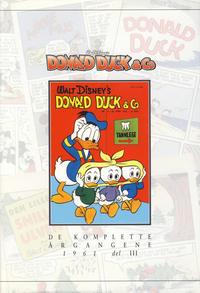 Cover Thumbnail for Donald Duck & Co De komplette årgangene (Hjemmet / Egmont, 1998 series) #45 - 1961 del 3