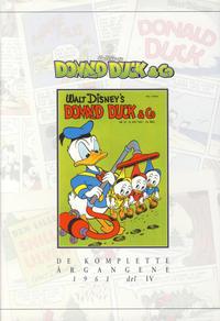 Cover Thumbnail for Donald Duck & Co De komplette årgangene (Hjemmet / Egmont, 1998 series) #[46] - 1961 del 4