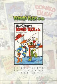 Cover Thumbnail for Donald Duck & Co De komplette årgangene (Hjemmet / Egmont, 1998 series) #[47] - 1961 del 5