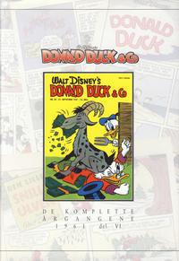 Cover Thumbnail for Donald Duck & Co De komplette årgangene (Hjemmet / Egmont, 1998 series) #[48] - 1961 del 6