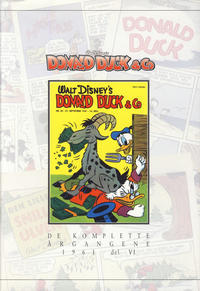 Cover Thumbnail for Donald Duck & Co De komplette årgangene (Hjemmet / Egmont, 1998 series) #[48] - 1961 del 6