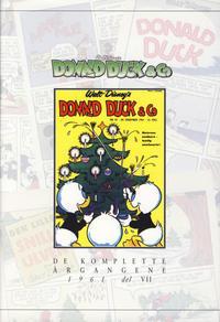 Cover Thumbnail for Donald Duck & Co De komplette årgangene (Hjemmet / Egmont, 1998 series) #[49] - 1961 del 7