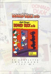 Cover Thumbnail for Donald Duck & Co De komplette årgangene (Hjemmet / Egmont, 1998 series) #[50] - 1962 del 1