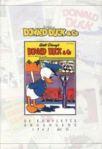 Cover Thumbnail for Donald Duck & Co De komplette årgangene (Hjemmet / Egmont, 1998 series) #[51] - 1962 del 2