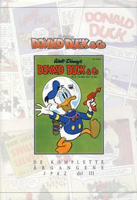 Cover Thumbnail for Donald Duck & Co De komplette årgangene (Hjemmet / Egmont, 1998 series) #[52] - 1962 del 3