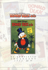 Cover Thumbnail for Donald Duck & Co De komplette årgangene (Hjemmet / Egmont, 1998 series) #[53] - 1962 del 4