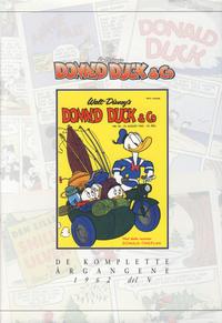 Cover Thumbnail for Donald Duck & Co De komplette årgangene (Hjemmet / Egmont, 1998 series) #[54] - 1962 del 5