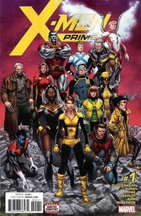 Cover Thumbnail for X-Men Prime (Marvel, 2017 series) #1