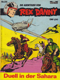 Cover Thumbnail for Rex Danny (Bastei Verlag, 1973 series) #29
