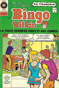 Cover Thumbnail for Bingo Wilkin (Editions Héritage, 1977 series) #10