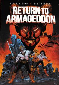 Cover Thumbnail for Return to Armageddon (Rebellion, 2014 series)