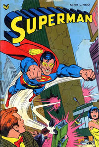 Cover Thumbnail for Superman (Editrice Cenisio, 1976 series) #44