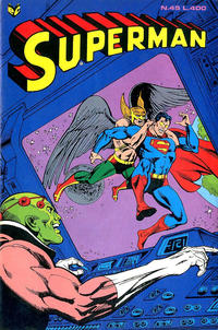 Cover Thumbnail for Superman (Editrice Cenisio, 1976 series) #45