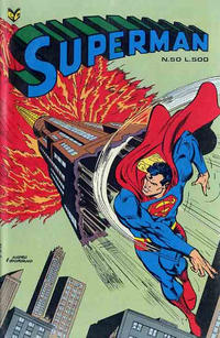 Cover Thumbnail for Superman (Editrice Cenisio, 1976 series) #50
