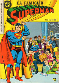 Cover Thumbnail for Superman (Editrice Cenisio, 1976 series) #84