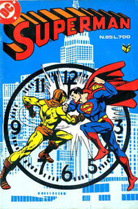 Cover Thumbnail for Superman (Editrice Cenisio, 1976 series) #85