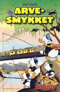 Cover Thumbnail for Bilag til Donald Duck & Co (Hjemmet / Egmont, 1997 series) #15/2017