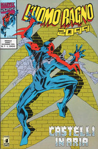 Cover Thumbnail for L'Uomo Ragno 2099 (Edizioni Star Comics, 1993 series) #7