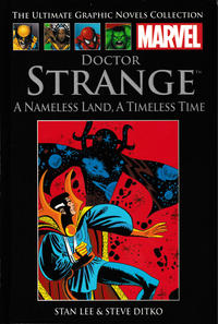Cover Thumbnail for The Ultimate Graphic Novels Collection - Classic (Hachette Partworks, 2014 series) #3 - Doctor Strange: A Nameless Land, A Timeless Time