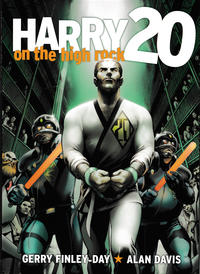 Cover Thumbnail for Harry 20 On the High Rock (Rebellion, 2010 series)