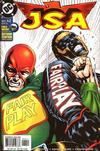 Cover for JSA (DC, 1999 series) #42
