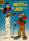 Cover for Mutt and Jeff (Dell, 1958 series) #107