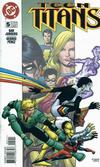 Cover for Teen Titans (DC, 1996 series) #5